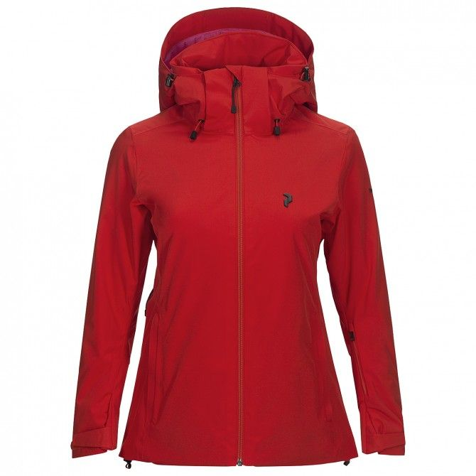 Ski jacket Peak Performance HipeCore+ Anima Woman