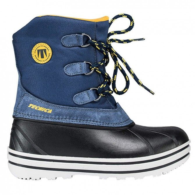 Après-ski Tecnica Blink Junior navy-yellow (31-38)