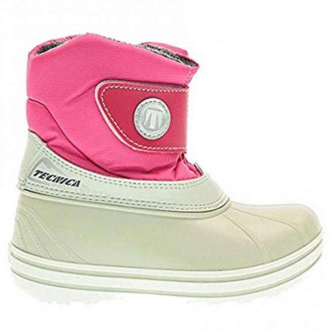 Après-ski Tecnica Tender Plus Girl grey-pink (25-30)