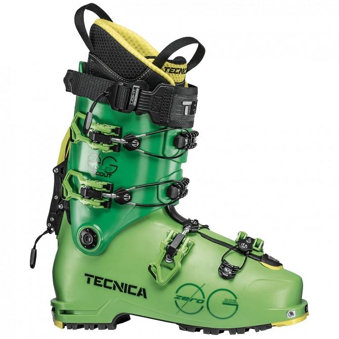 Mountaineering ski boots Tecnica Zero G Tour Scout