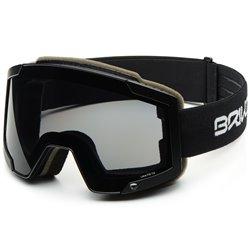 Maschera sci Briko Lava Fis 7.6 matt black-sb3