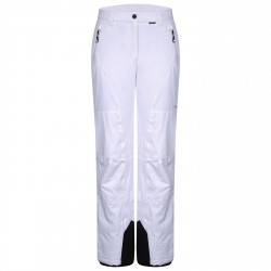 Pantalon ski Icepeak Noelia Femme blanc