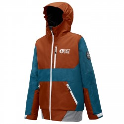 Freeride ski jacket Picture Slope Boy