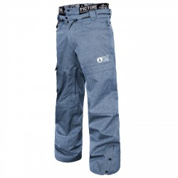 Pantalon ski freeride Picture Under Homme