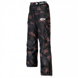 Freeride ski pants Picture Slany Flower Woman