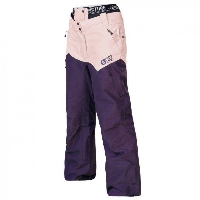 Pantalones esquí freeride Picture Weekend Mujer