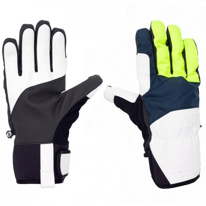 Freeride ski gloves Picture Malt Man