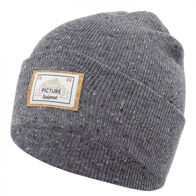 Freeride ski hat Picture Uncle grey