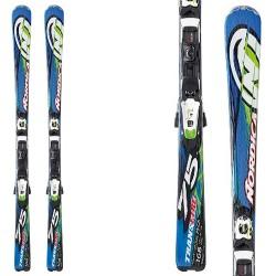 Esquí Nordica Transfire 75 Ca + fijaciones N Adv Pr Evo