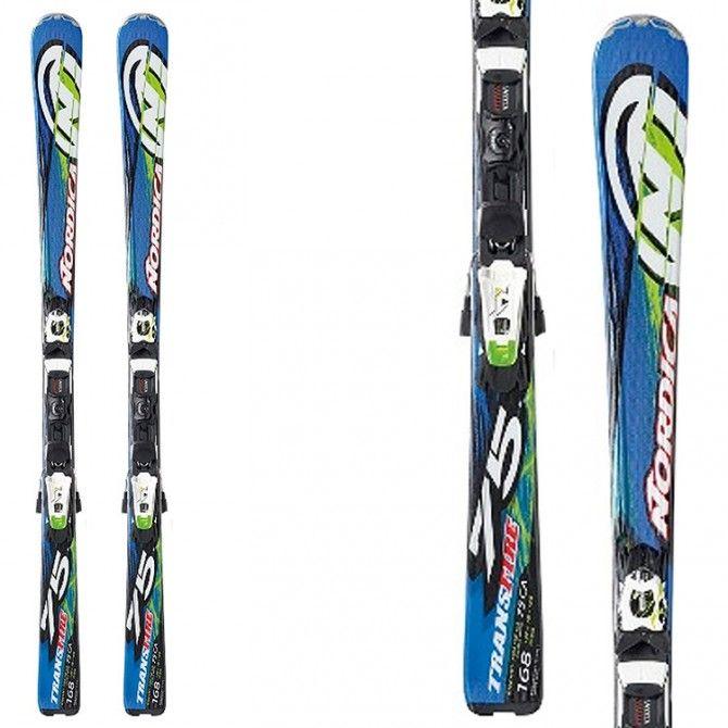 Ski Nordica Transfire 75 Ca + bindings N Adv Pr Evo