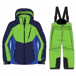 Completo sci Bottero Ski CPS Baby
