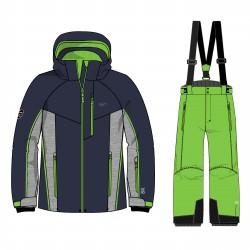 Ensemble ski Bottero Ski CPS Garçon
