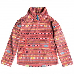 Sweat-shirt snowboard Roxy Cascade Teenie Fille