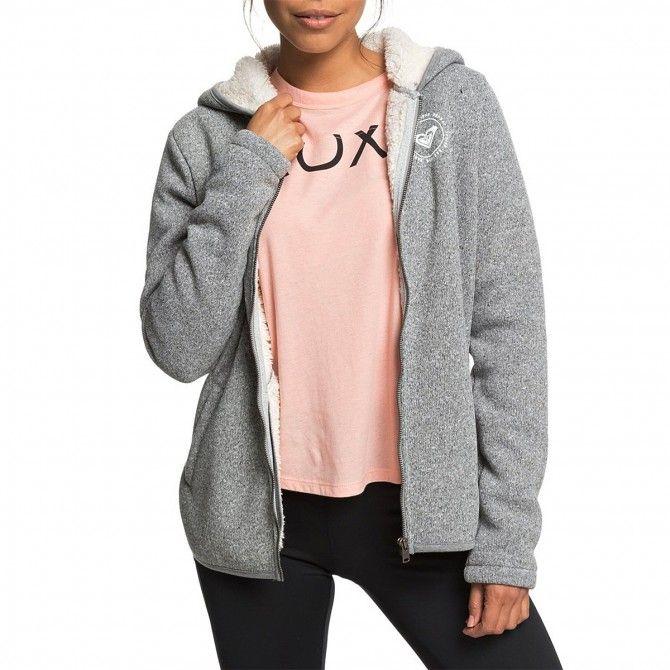 Sweatshirt Roxy Super Cosy A Woman