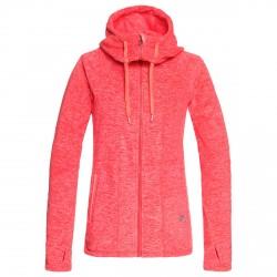 Sweatshirt Roxy Electric Feeling Woman
