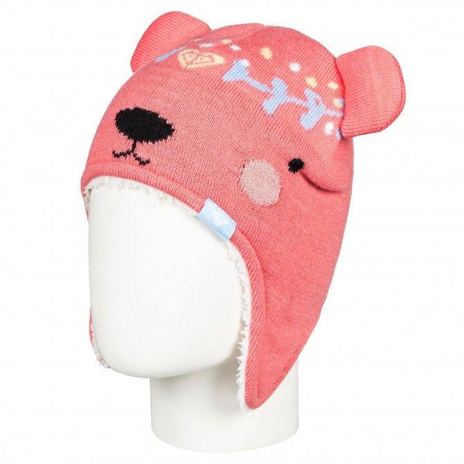 Snowboard hat Roxy Bear Teenie Girl