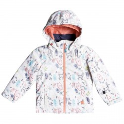 Veste snowboard Roxy Mini Jetty Fille
