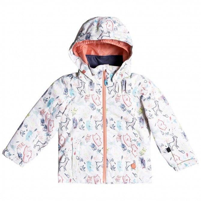Snowboard jacket Roxy Mini Jetty Girl