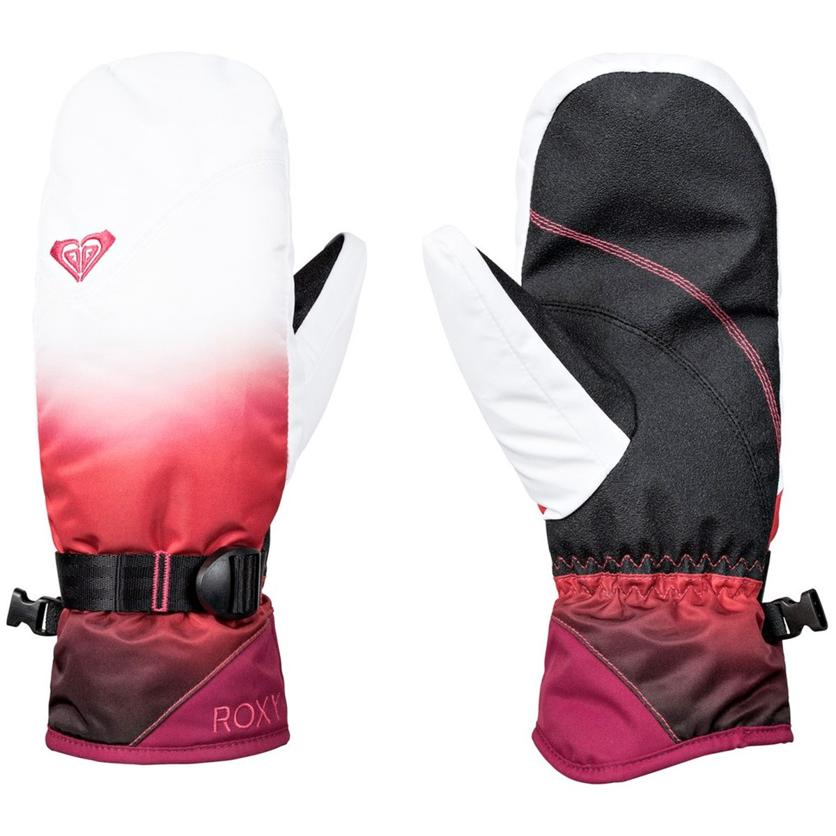 Moffole snowboard Roxy Jetty SE Donna (Colore: bianco-rosso, Taglia: S)