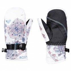 Snowboard mittens Roxy Jetty Girl