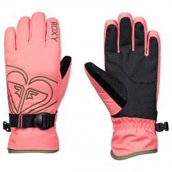 Gants snowboard Roxy Poppy Fille