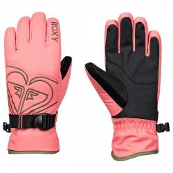 Snowboard gloves Roxy Poppy Girl