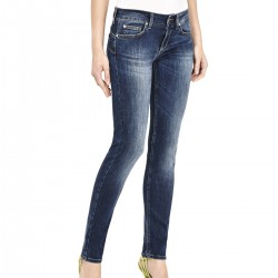 jeans Liu-Jo Bottom up slim leg woman