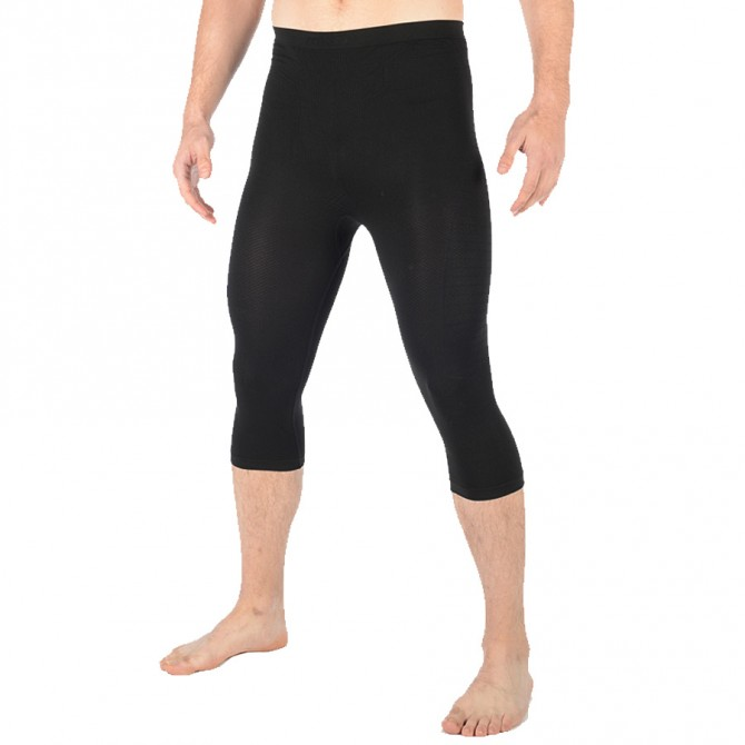 3/4 ski leggings Mico Skintech Activeskin Man