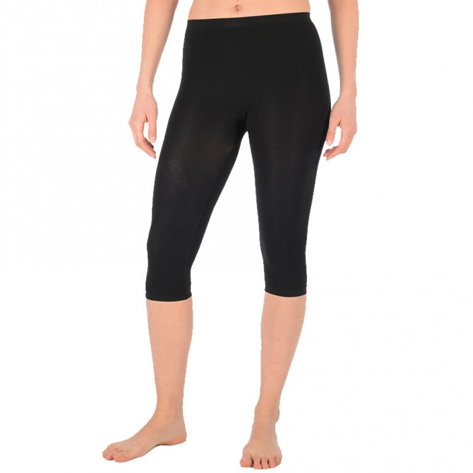 3/4 ski leggings Mico Skintech Activeskin Woman