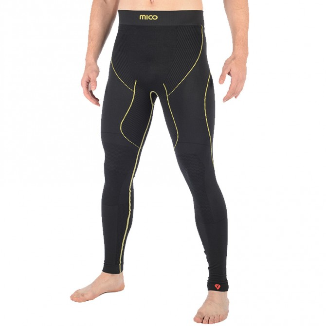 Ski leggings Mico Skintech Primaloft Man