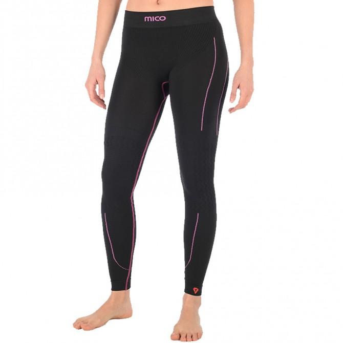 Ski leggings Mico Skintech Primaloft Woman