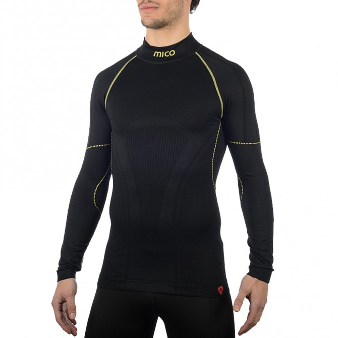 Underwear shirt Mico Skintech Primaloft Man