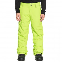 Pantalone Snow Quiksilver Estate JR