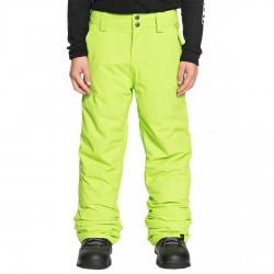 Pantalones snowboard Quiksilver Estate Niño