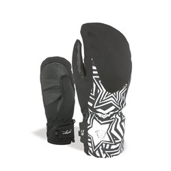 Guanti sci Level Alpine W Mitt Nero Ninja