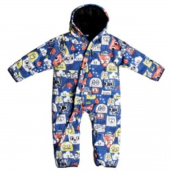 Tuta snow Quiksilver Little Rookie Baby