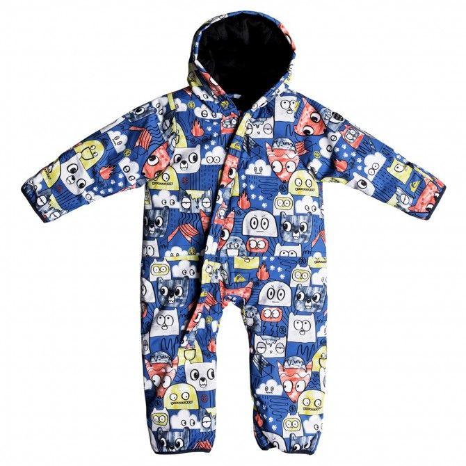Snow jumpsuit Quiksilver Little Rookie Baby