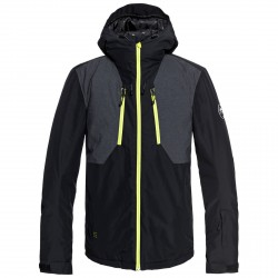 Snowboard jacket Quiksilver Mission Plus Man