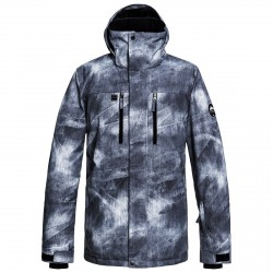 Giacca snowboard Quiksilver Mission Uomo