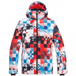 Snowboard jacket Quiksilver Mission Boy