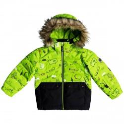 Snowboard jacket Quiksilver Edgy Boy