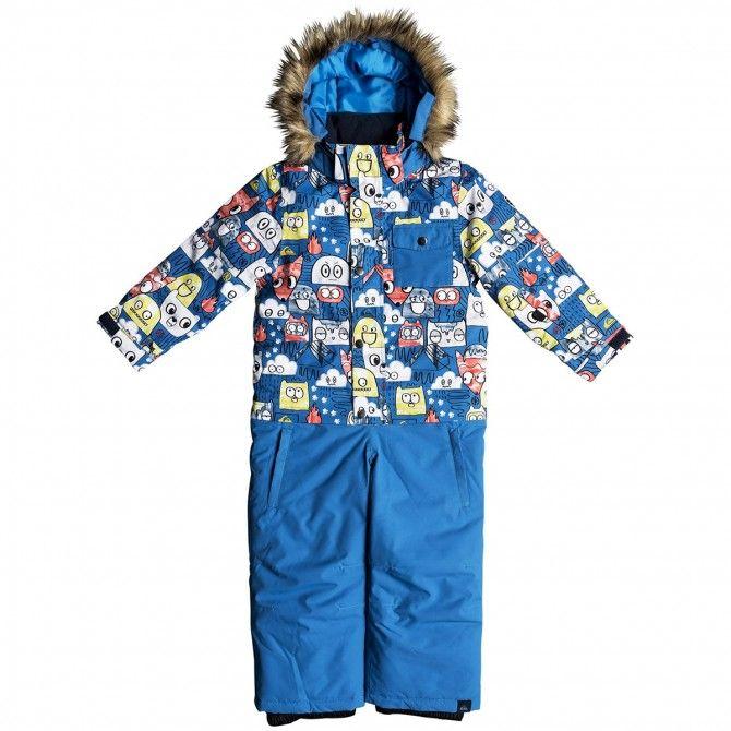 Snow jumpsuit Quiksilver Rookie Boy