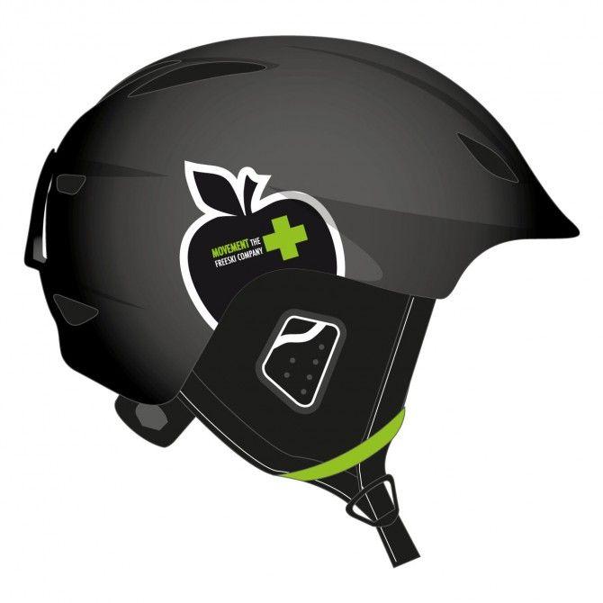 Ski mountaineering helmet Movement Icon
