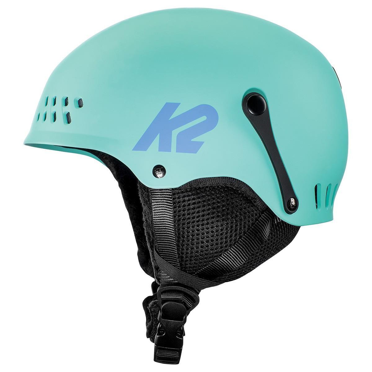 Casco snowboard K2 Entity (Colore: verde acqua, Taglia: 51/55)