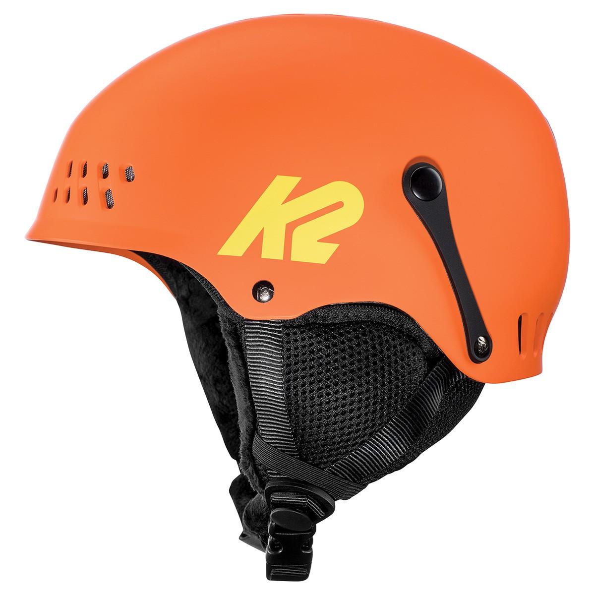 Casco sci K2 Entity (Colore: arancio, Taglia: 48/51)