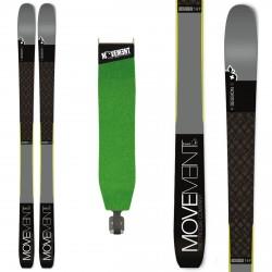 Movement Session 85 ski mountaineering kit
