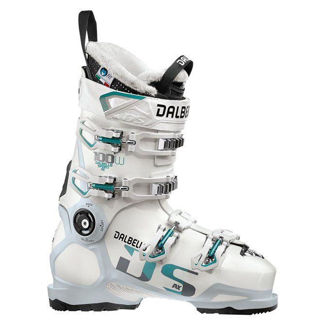 Scarponi sci Dalbello Ds Ax 100 bianco