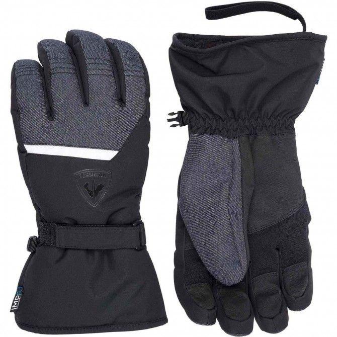 Ski gloves Rossignol Action Impr