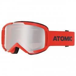 Maschera sci Atomic Savor M red-blue