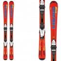ski Head Supershape Team LR fixations LRX 4.5